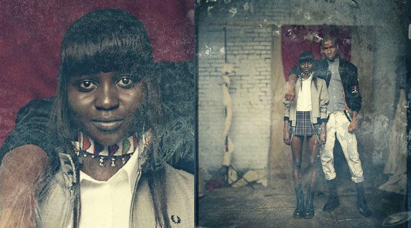Африканские скинхеды в проекте Lagos Calling