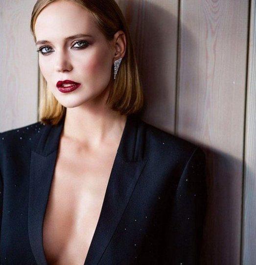 Черный пиджак — вечная и модная классика