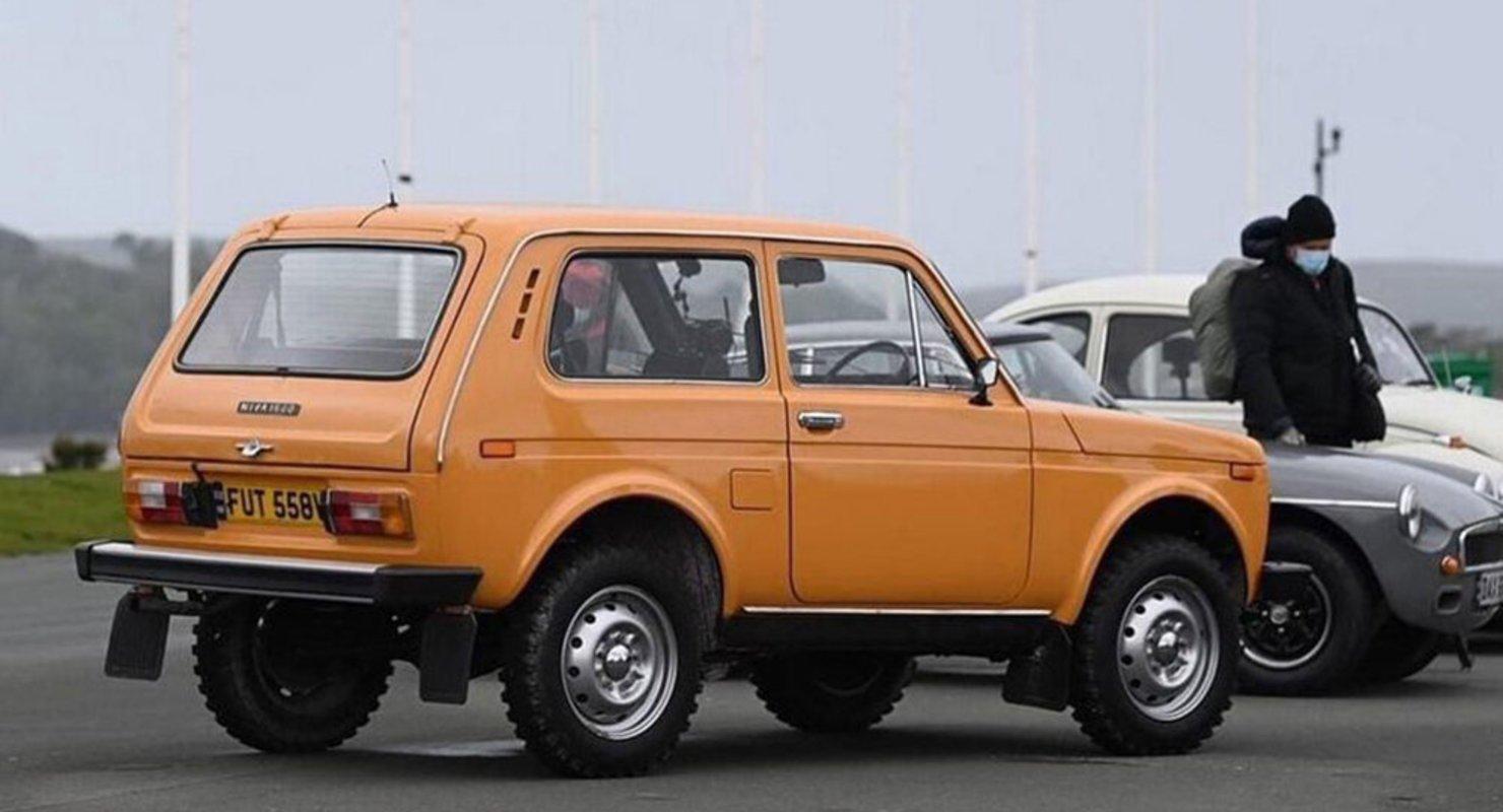 Lada Niva станет героем нового выпуска телешоу Top Gear Автомобили