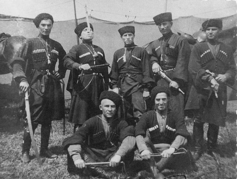 Казаки-пластуны: как воевали «спецназовцы» в царской армии история,казаки