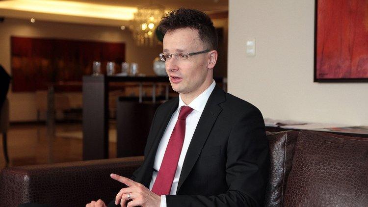 Глава венгерского МИД назвал…