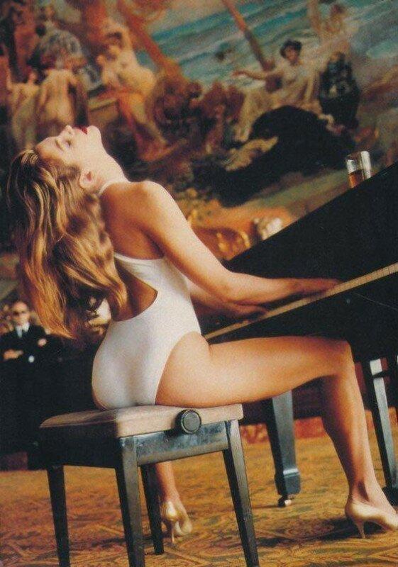Синди Кроуфорд, 1991 год. история, ретро, фото