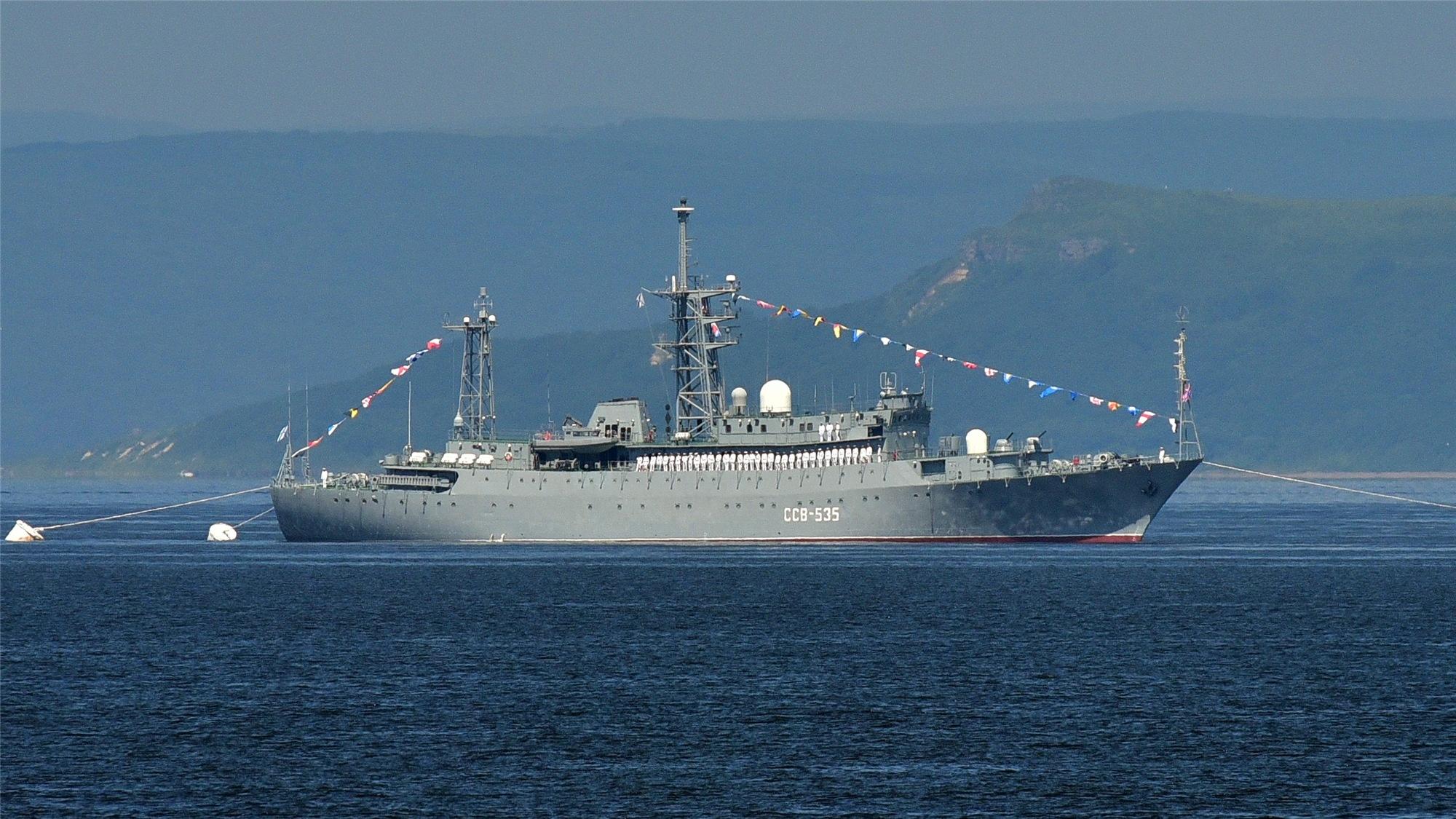 Корабль ВМФ РФ сбил две американские ракеты SM-6