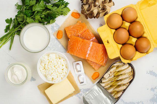 В каких продуктах искать витамины в зимнее время?