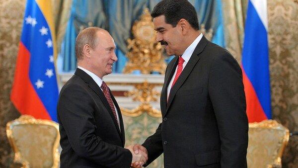 Зачем нам Венесуэла?