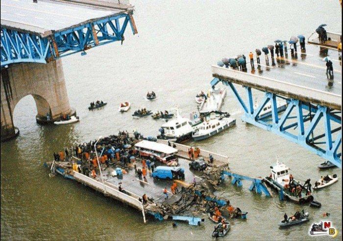 Мост «Сонсу Теге»| Фото: LiveJournal.