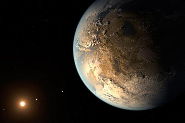 Телескоп «Кеплер» нашел потенциально обитаемую планету
