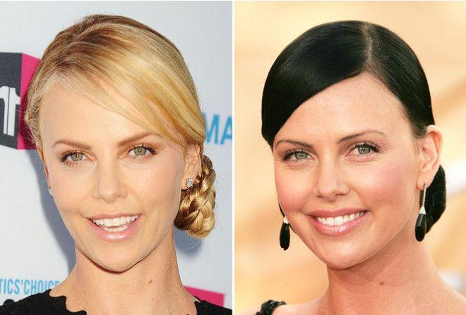 Блондинка или брюнетка: 22 примера звезд, которые узнали, что лучше