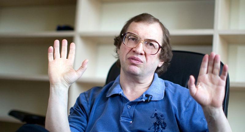 Скончался бизнесмен Сергей Мавроди