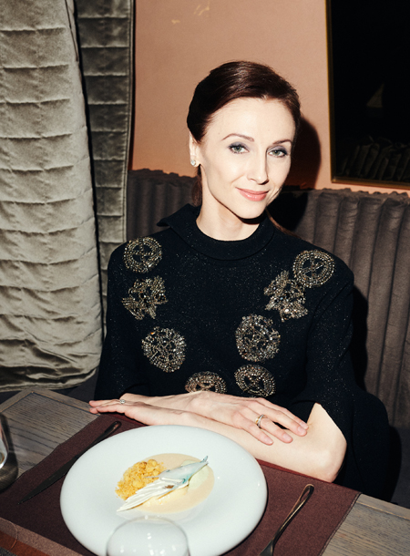 Планы на уикенд: лаунж с Федуком, десерт в честь Захаровой и другие предложения московских ресторанов Стиль жизни,Еда и рецепты