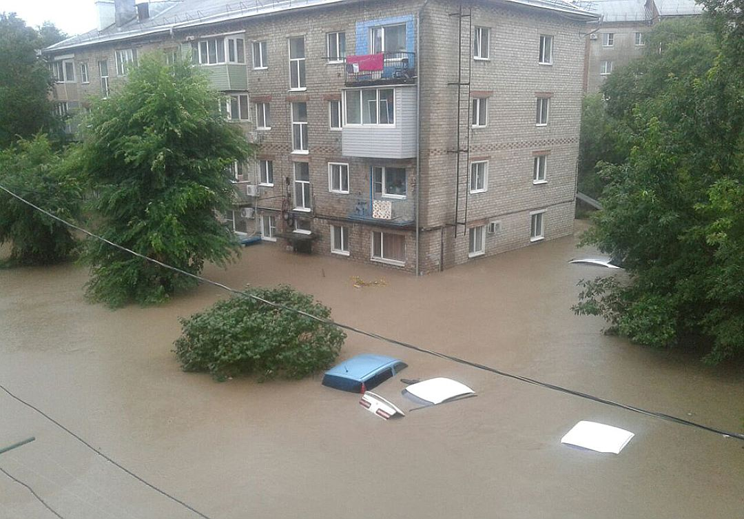 Наводнение в уссурийске последние новости картинки
