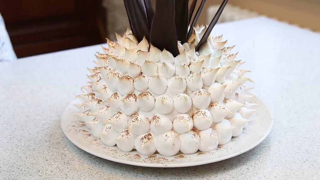 Эффектный торт «Ананас» — уд…