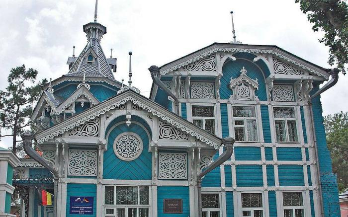 «Кружевной» особняк-шедевр в Томске: Дом с шатром, который реставрировали немцы