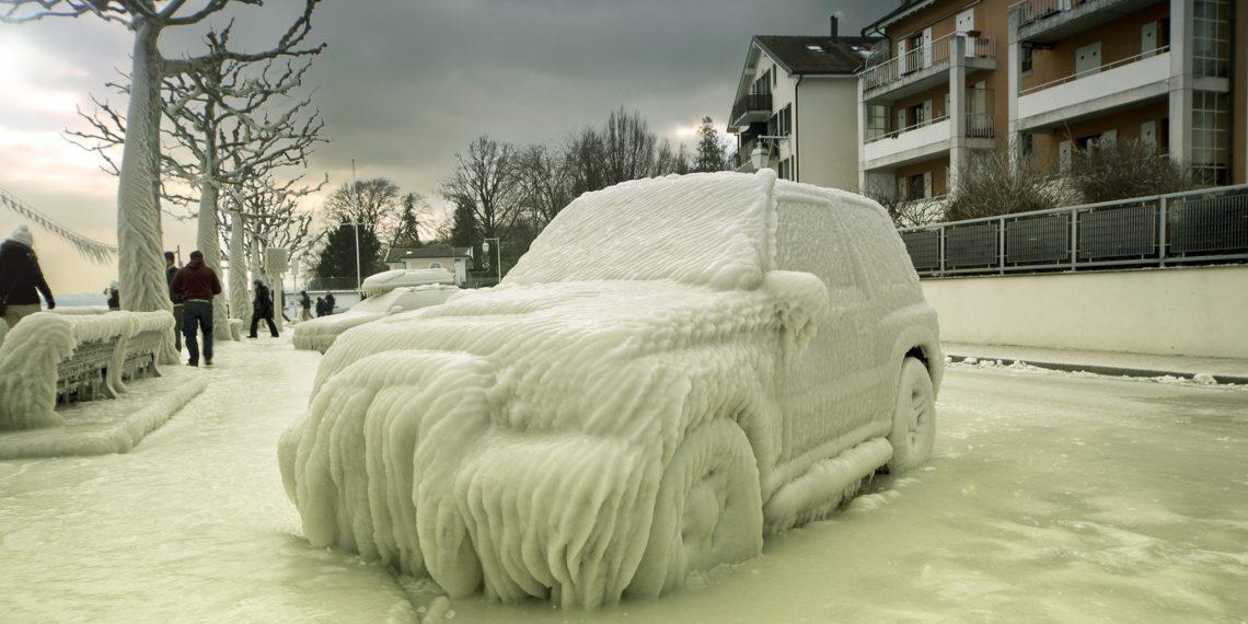 Как открыть замёрзшую машину автомобили,полезные советы,ремонт автомобилей