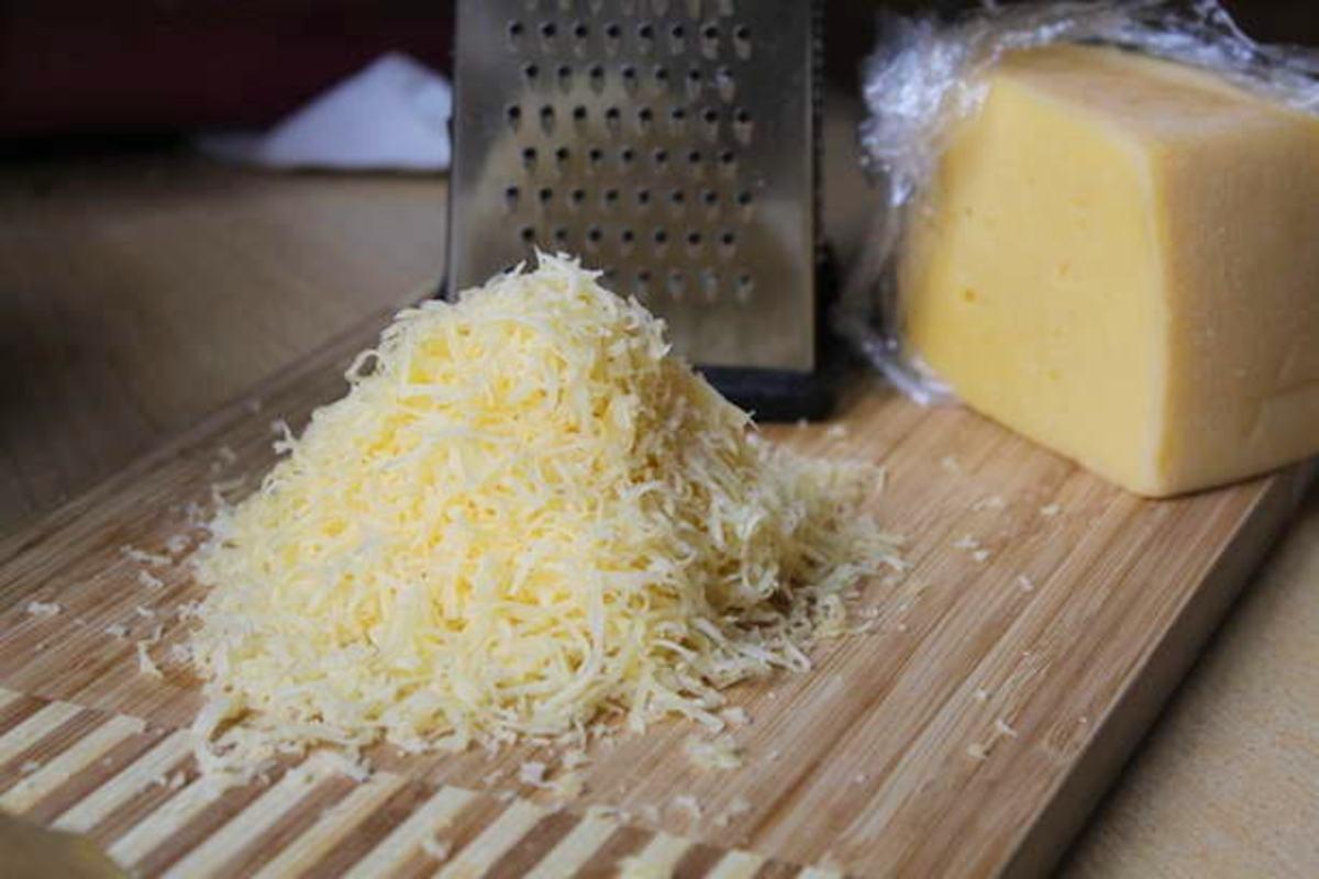 Закуска из перца с сырно-яичной начинкой Закуски