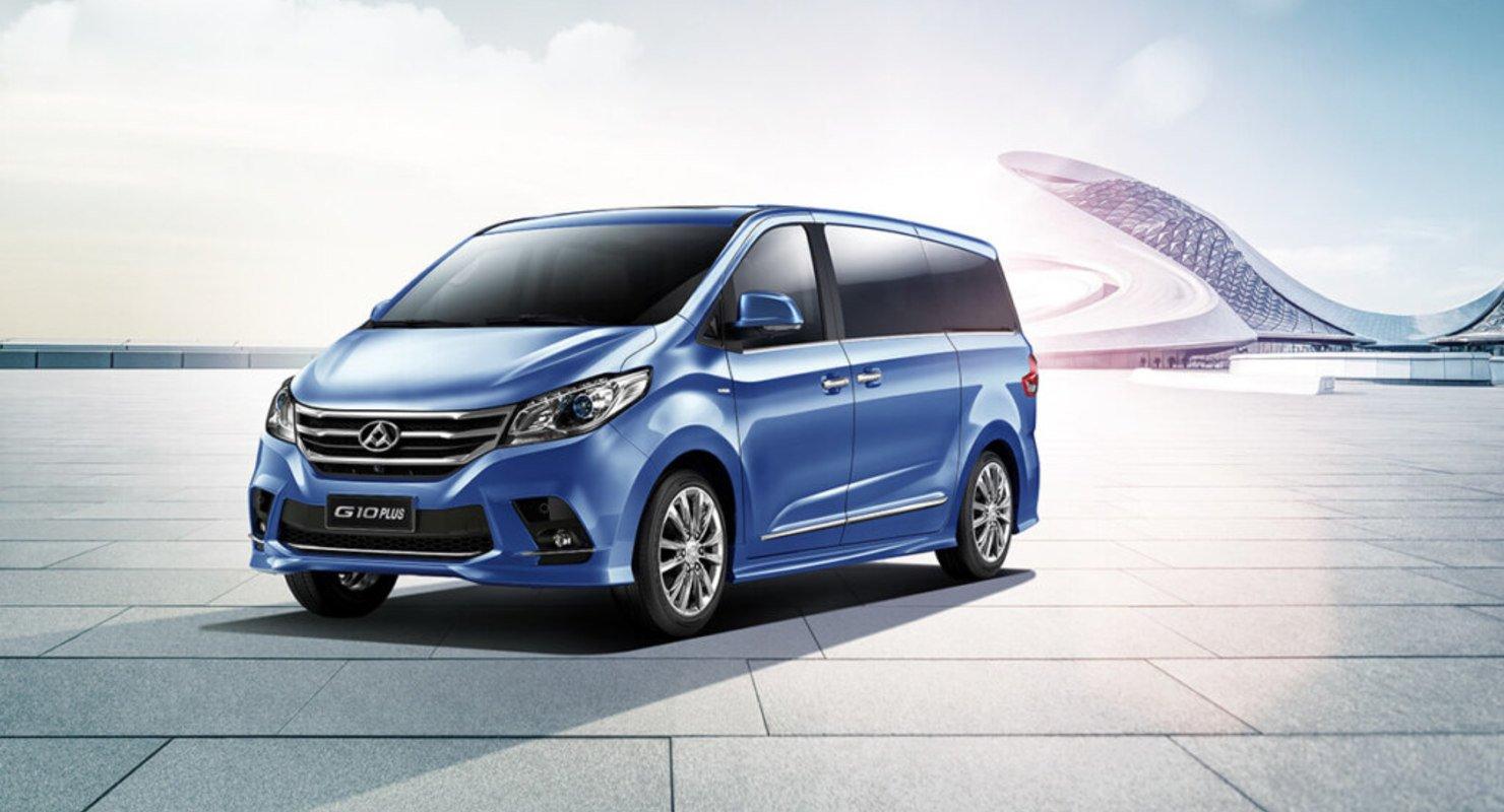 SAIC начал реализации минивэнов Maxus EG10 новой генерации Автомобили