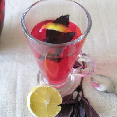 Чай из базилика - рецепт с фото