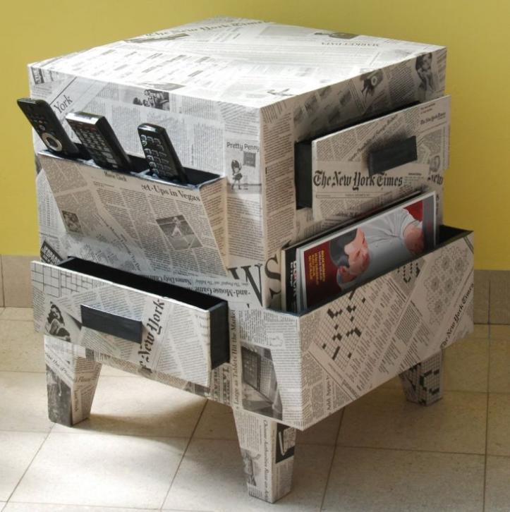 10 идей для дома, после которых вы перестанете выкидывать картонные коробки домашний досуг,своими руками,увлечения