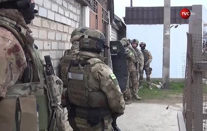 ФСБ пресекла деятельность ячейки сторонников ИГ в Дагестане