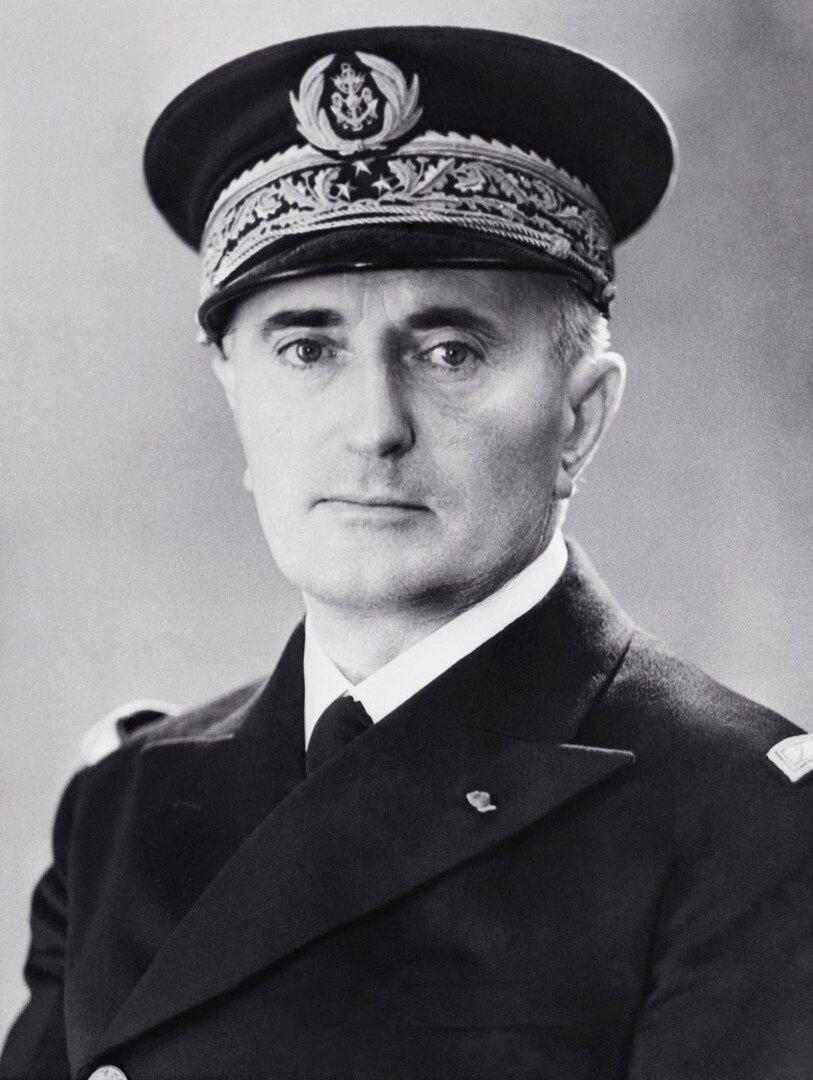 Адмирал Флота Ф. Дарлан