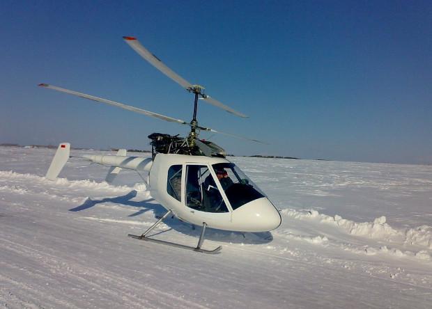 Начались испытания российского ударного беспилотного вертолета
