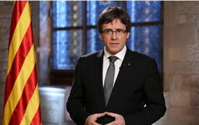 Глава Каталонии подписал зак…