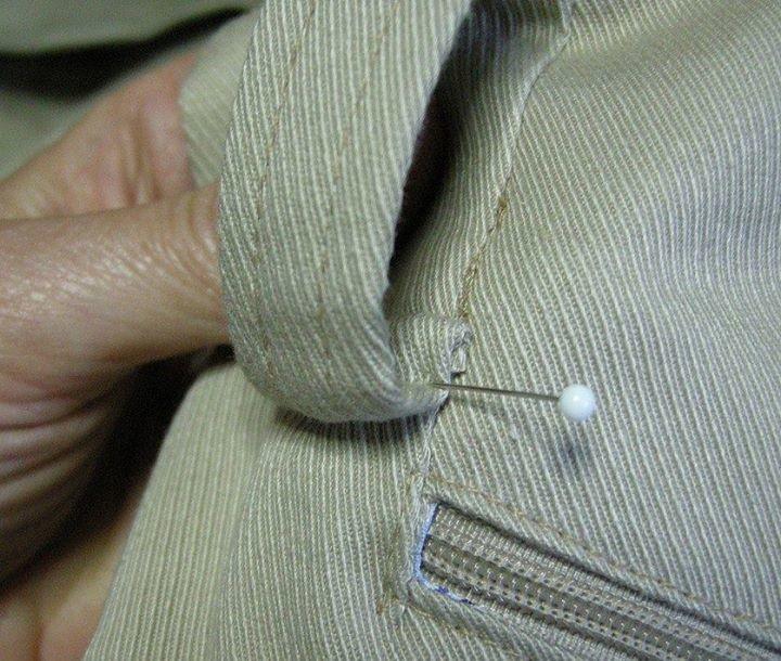 Как пришить шлёвки: мастер-класс рукоделие,своими руками,шлёвки