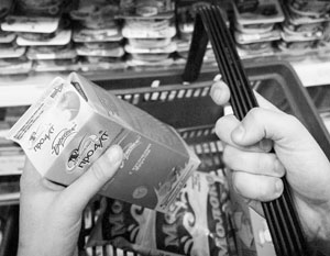 Почему Россия выгоняет белорусское молоко
