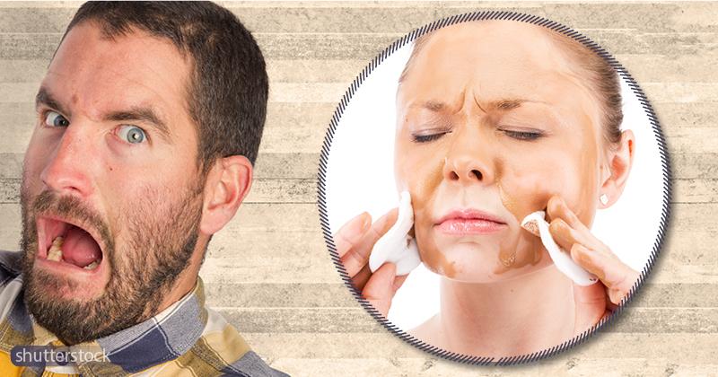 5 ошибок при нанесении тонального крема, которые заметит даже мужчина