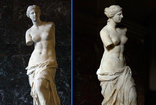 Раскрыта еще одна тайна истории: вот что держала в руках Венера Милосская