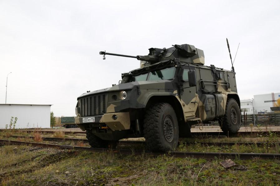 Спецназ и разведка ВДВ получат на вооружение «Тайфун»