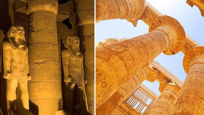 От Луксора до Асуана: храмы Древнего Египта как прикосновение к вечности