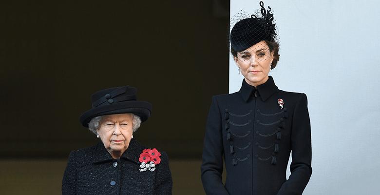 Герцогиня Кэтрин надела особ…