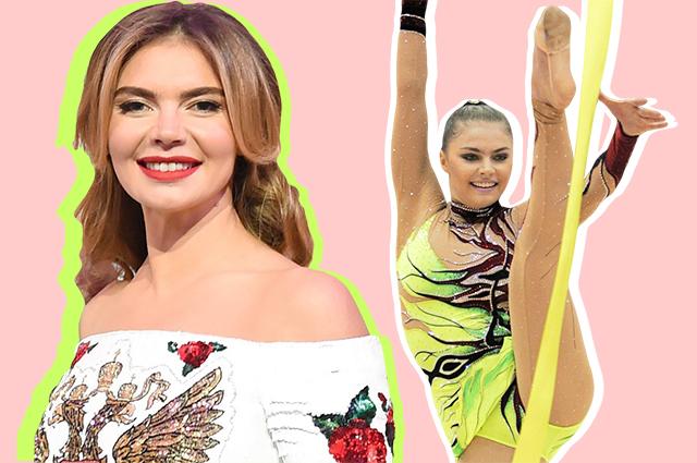 От гимнастки до медиаменеджера: между строк биографии Алины Кабаевой