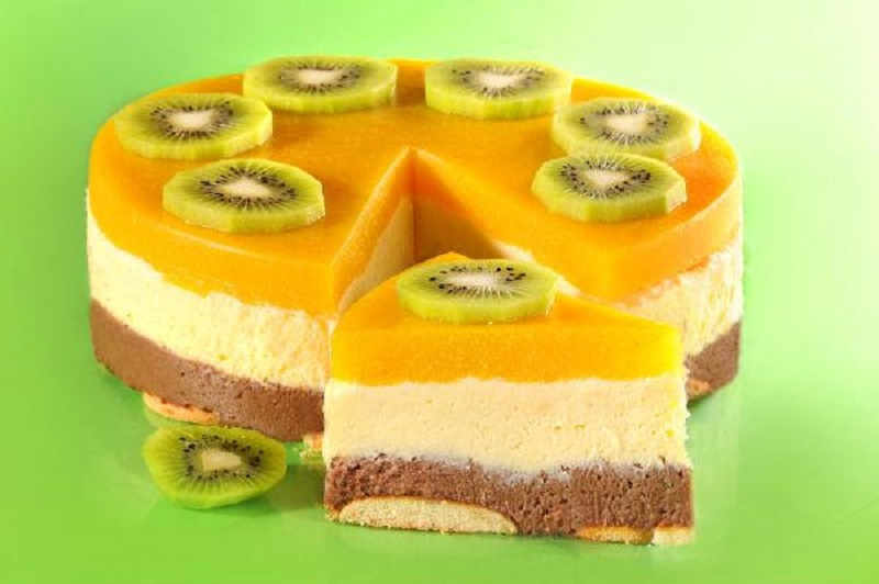 Торт с манкой без выпечки: б…