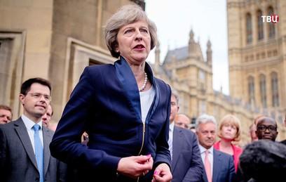 Тереза Мэй намерена убедить ЕС оказать давление на Россию