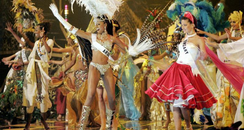 Отличия «Мисс мира» от «Мисс Вселенная»