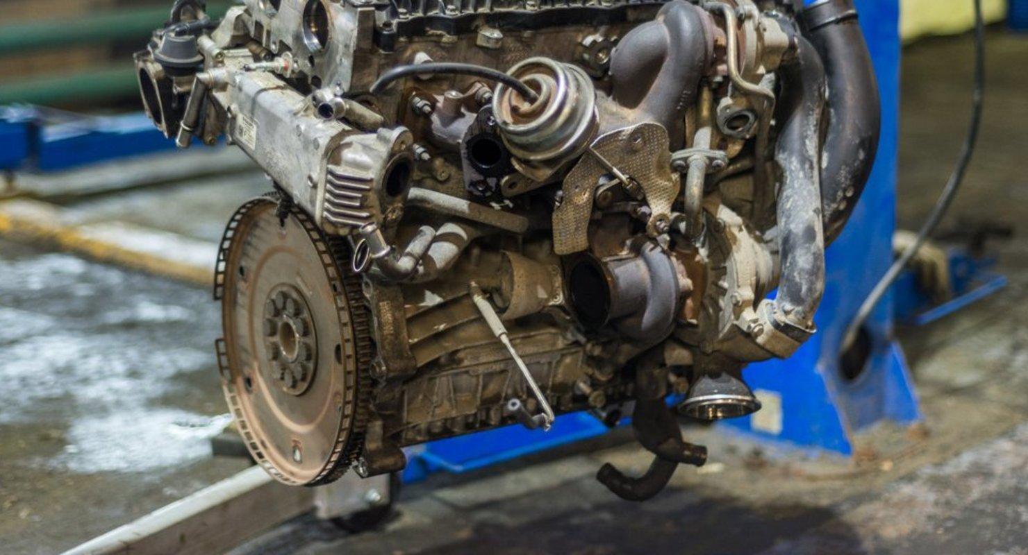 Как проходит диагностика и ремонт дизельного двигателя Автомобили