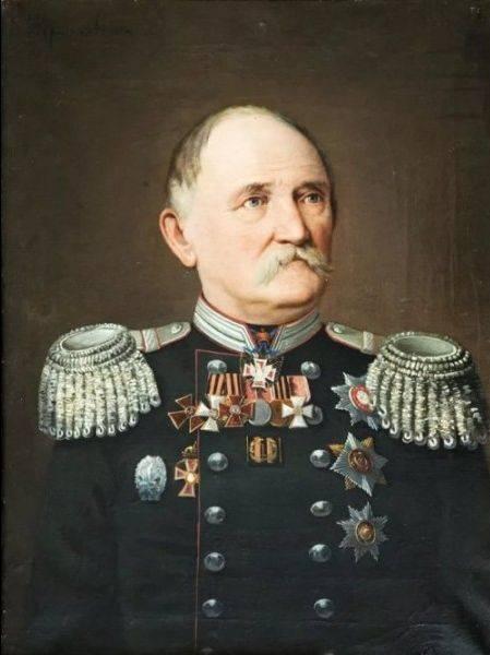 Эдуард Иванович Герстфельд. Выдающийся военный инженер Российской империи