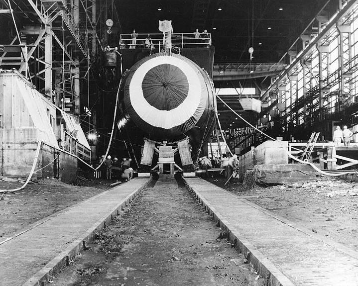 Гибель и спасение. Программа безопасности подводных лодок SUBSAFE  вмф