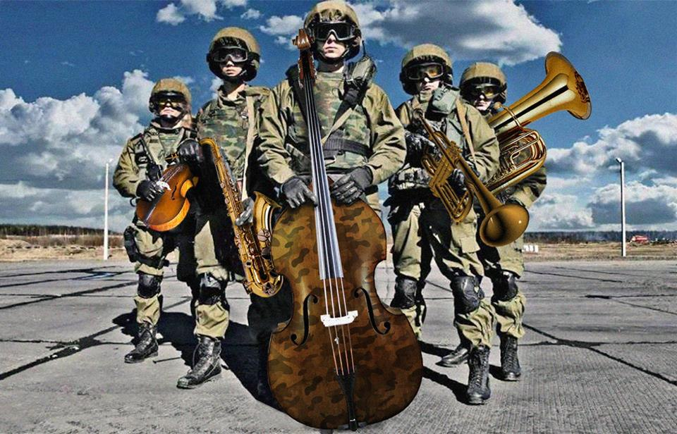 Концерт для «ЧВК Вагнера» с оркестром. Ю.Витязева