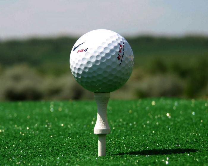 Дизайн мячиков для гольфа.
