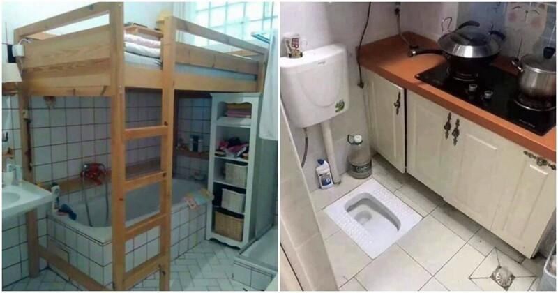 """""""И поел, и на горшок присел!"""": туалет на кухне и другие провальные решения в квартирах"""