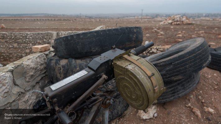 Сирийская армия и союзники окружили боевиков ИГ* в городе Абу-Кемаль
