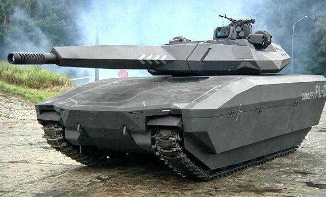 10 танков будущего: Армата уже устарела Культура