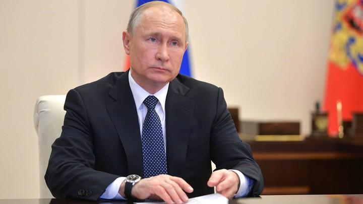 Владимир Путин - пятое обращение к нации: Главное о COVID-19