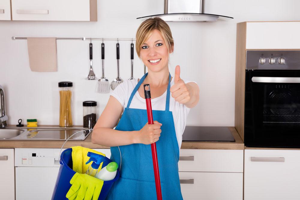 Какие места в доме самые грязные?