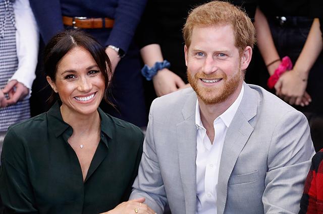 В сети обсуждают, какое имя Меган Маркл и принц Гарри могут дать своей дочери