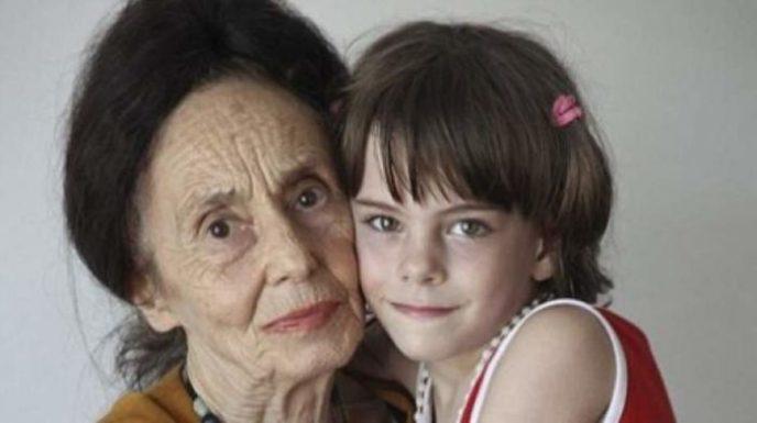 Вот как выглядит сейчас дочь самой пожилой румынской матери, которая родила в 67 лет Дети