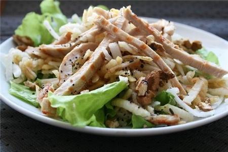 рецепт салат лесная быль